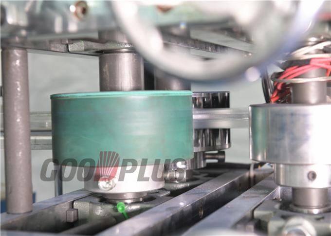 Stable Performance High Output HDPE Plastic Disposable Cap Aluminium Shaft Making Machine