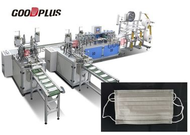 Fully Automatic Easy Operation Dust Proof Multi-Layer Non-Woven Mask Making Machine