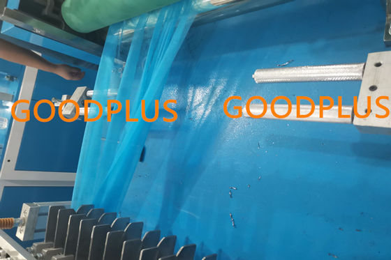 200pcs Min CE Plastic Nonwoven Bouffant Cap Making Machine