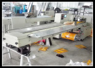 China Low Space Occupation Horizontal Flow Pack Machine 30-80 PCS / MIN company