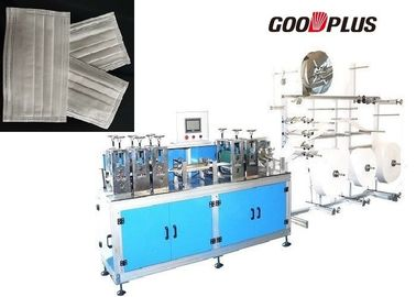 High Output Fully Automatic Non Woven Mask Blank Making Machine