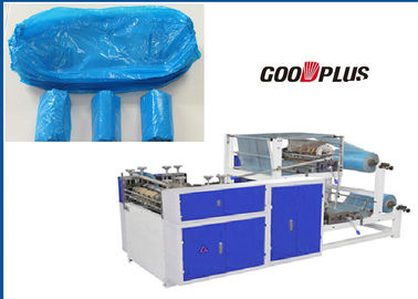 High Output Plastic Sleeve Making Machine 120 PCS / Min Stable Performance