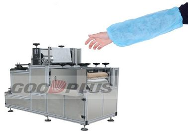 Multi Color Non Woven Oversleeves Making Machine Easy Operation