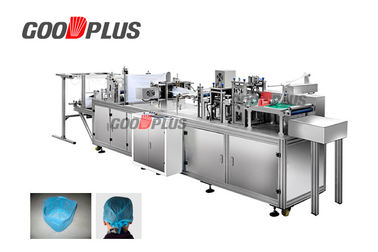 Stable Performance Non Woven Cap Making Machine Low Noise DC-500