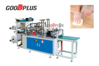 Industrial Durable  Plastic Glove Making Machine Microcomputer Control