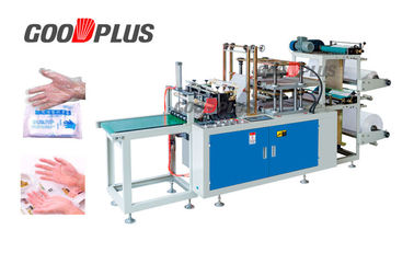 Dust Proof Plastic Glove Making Machine Low Noise  Easy Operation