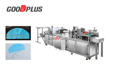 Ultrasonic Sealing Bouffant Cap Making Machine Corrosion Resistant