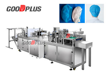 High Output Surgical Cap Making Machine  Low Power Consumption