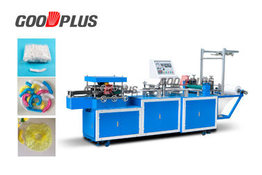 Iron Frame Disposable Cap Making Machine Low Space Occupation GD-380