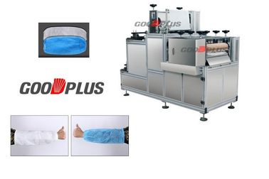 Fully Automatic Non woven Sleeve Making Machine High Speed Low Power Consumption