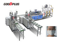 Fully Automatic high speed anti-dust non-woven mask making machine without breathable valve