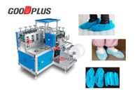Fully Automatic Non Woven Shoe Cover Making Machine Ultrasonic Welding